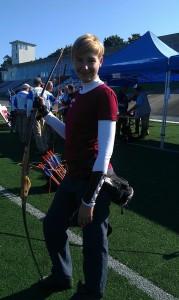 Mairita Savage archer Igaunija